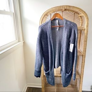 Lululemon NWT Vestigan Ribbed Sweater Cardigan✨